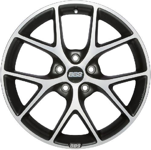Диски BBS SR028 Vulcano Grey Diamond Cut