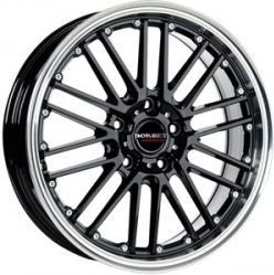 Диски Borbet CW2/5 Black Polished