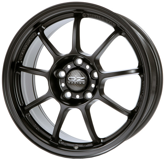 Диски OZ Leggera HLT Gloss Black