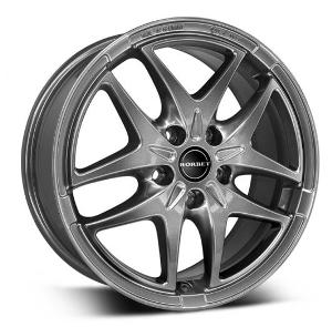 Диски Borbet XB metal-grey
