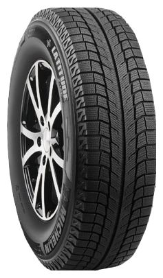 Шины Michelin Latitude X-Ice Xi2 Run Flat