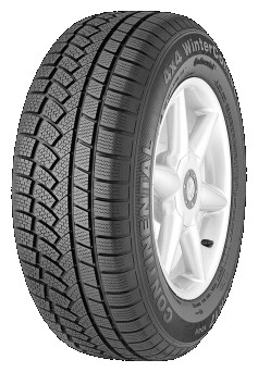 Шины Continental Conti4x4WinterContact RunFlat